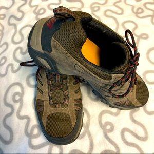 COLUMBIA North Plains Waterproof Shoes Omni Grip